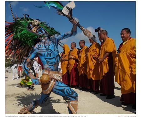 cultural events Riviera Maya