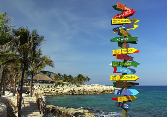 Riviera Maya ecoparks