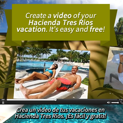 Hacienda Tres Rios make video