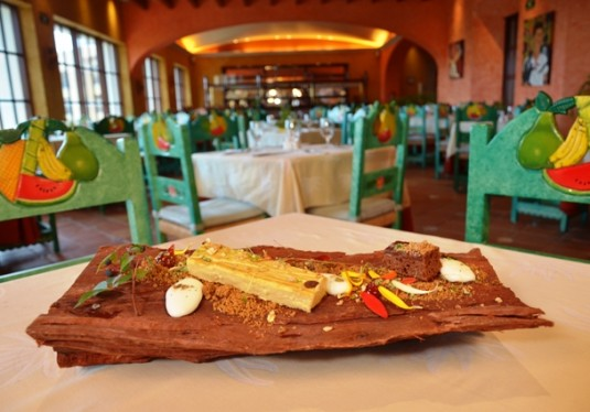 Riviera Maya restaurants