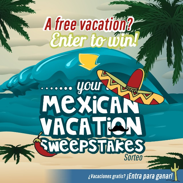 how to win a vacation sweepstakes
