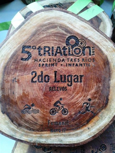 trophy Hacienda Tres Rios triathlon