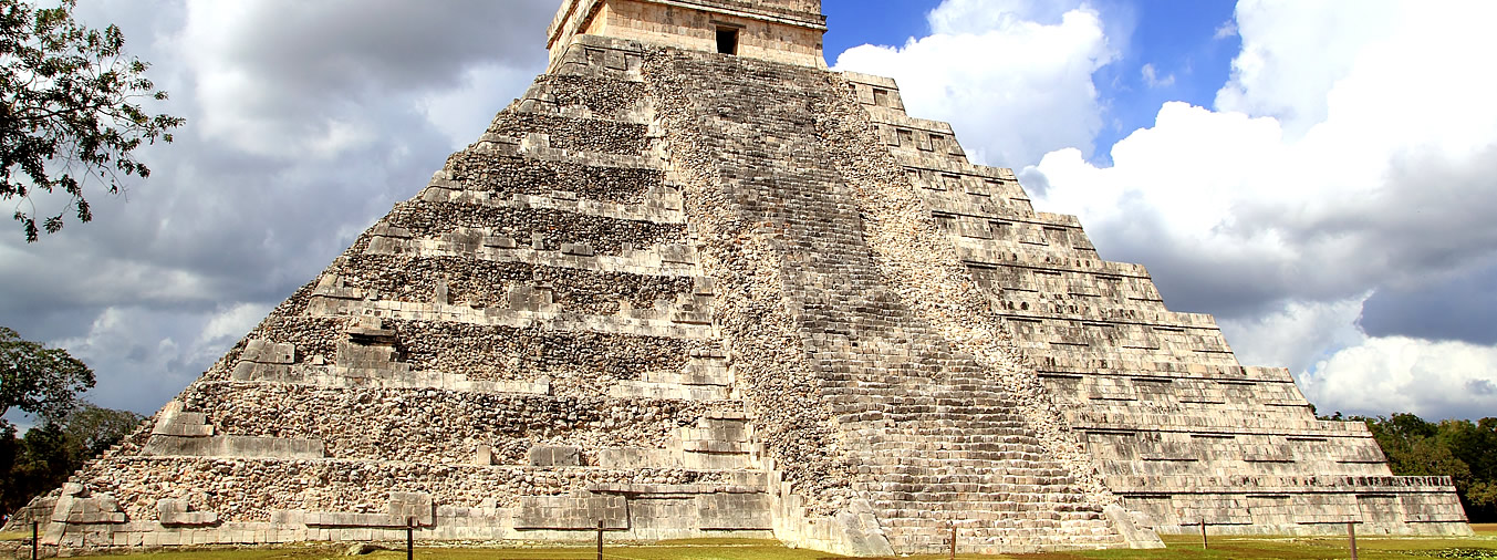 Travel Guide - Mayan Ruin Sites