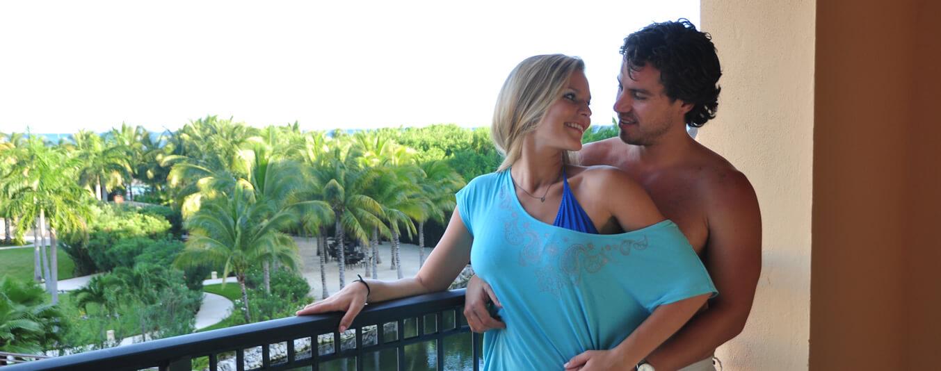 Romance in the Riviera Maya