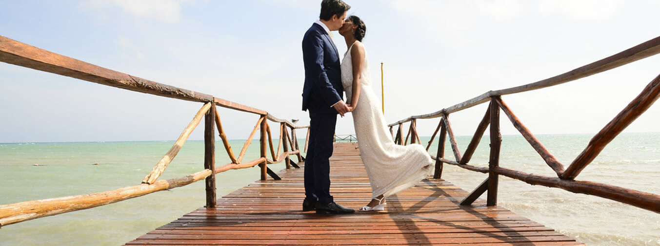 Riviera Maya weddings, honeymoons and groups