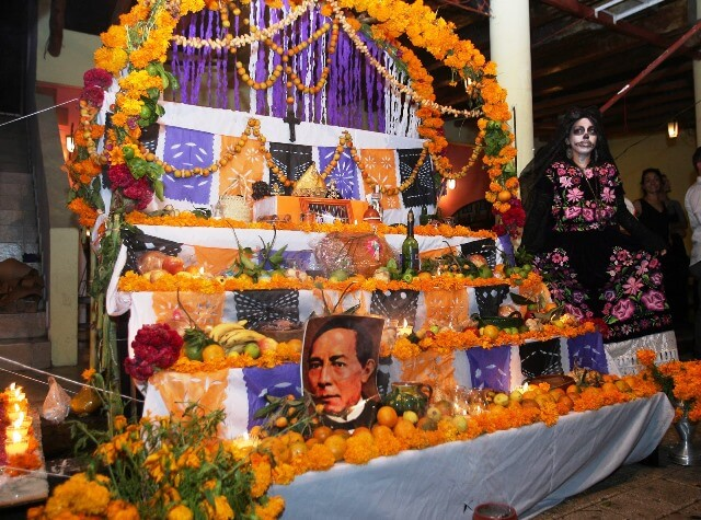 day of the dead in cancun