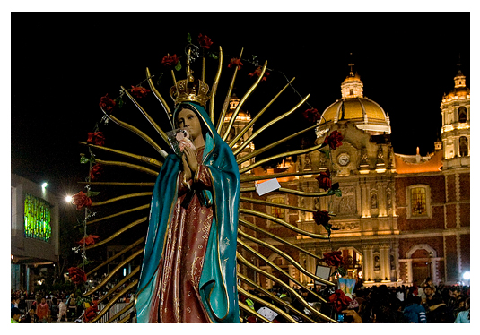 Hacienda Tres Ríos - Events | Our Lady of Guadalupe Day