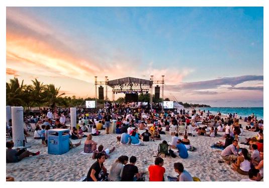 Hacienda Tres Ríos - Events   Riviera Maya Jazz Festival