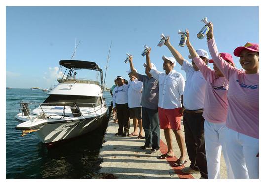 Hacienda Tres Ríos - Events | Torneo de Pesca Femenil La Dorada del Caribe